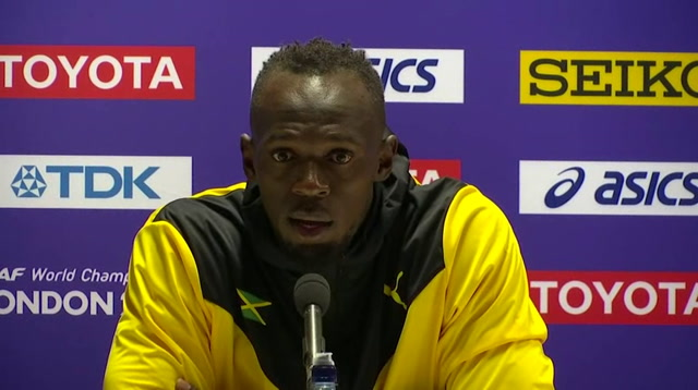 Usain Bolt: 'I've proven myself'