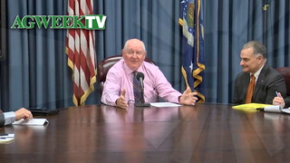 AgweekTV: Up close with Sonny Perdue
