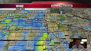 Mild Temps - A Little Breeze
