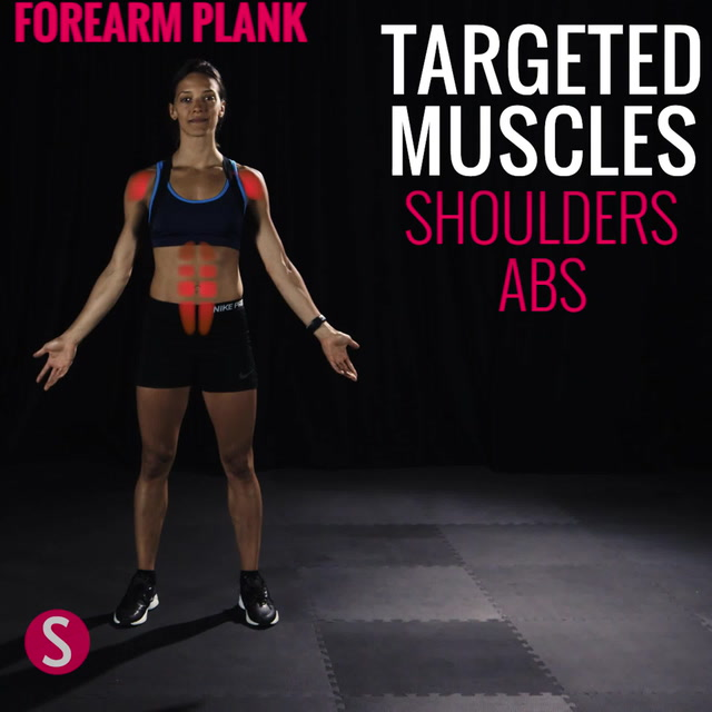Moves and Muscle: Forearm Plank