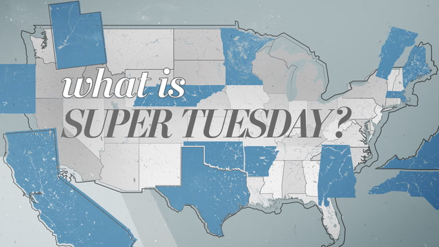 Super Tuesday: Everything you need to know about the biggest primary day in 2020