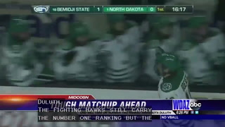 UND men's hockey knows they have a battle ahead of them
