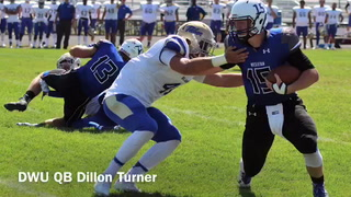 VIDEO: DWU quarterback Dillon Turner talks about state of Tiger offense