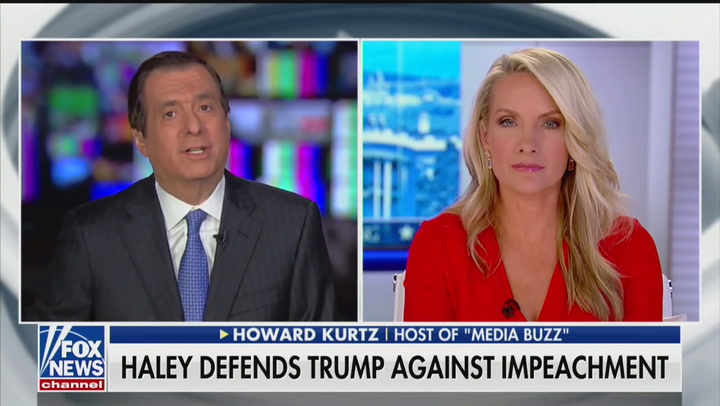 Fox Host Howard Kurtz on Colleague Naming Whistleblower: 'I Don't Think That Should Have Happened'