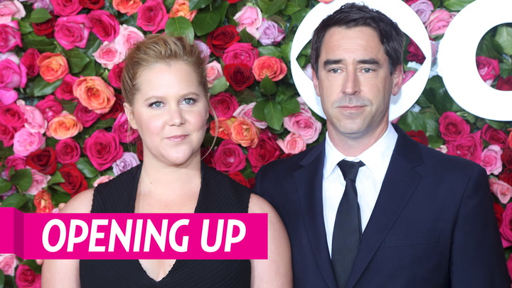 Amy Schumer Hits Back at Troll Asking How She'll 'Cope' If Son Gene Has Autism: That's 'Not a Negative Thing'