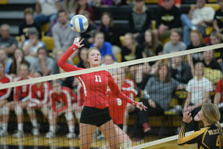 WCT Sports Show: Section volleyball preview