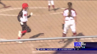 EDC softball: G.F. Red River crushes Fargo Davies