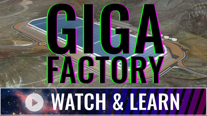 What Is a Gigafactory? Elon Musk's Made-Up Word for a Future Factory is Coming to Life