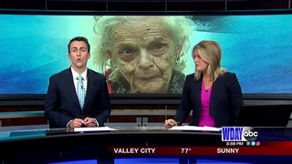 89-year-old pageant queen being evicted from home