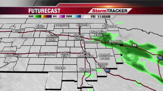 StormTRACKER Forecast: Fog