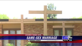 Grand Forks church allows pastors to grant same-sex marriages