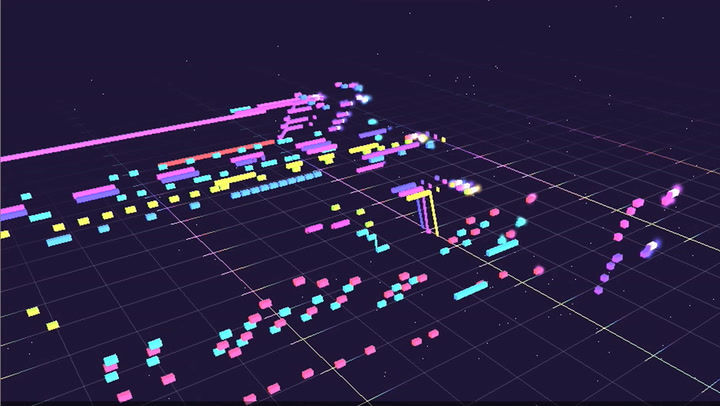 Next-Gen Music Animates Exactly What You Hear