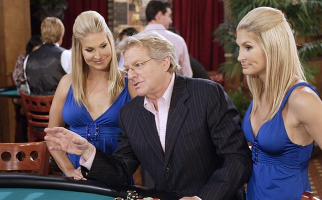 Jerry Springer Show Ceases Production In Lead Up To CW Move