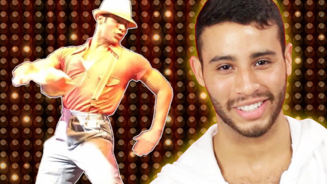 From Puerto Rico to Broadway Dancer