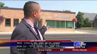 Three cops interview for top job in Devils Lake