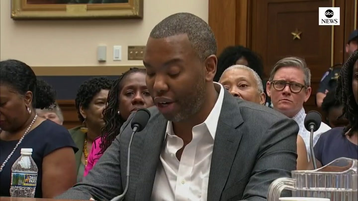 Ta-Nehisi Coates tears into McConnell for arguing no one alive was responsible for slavery