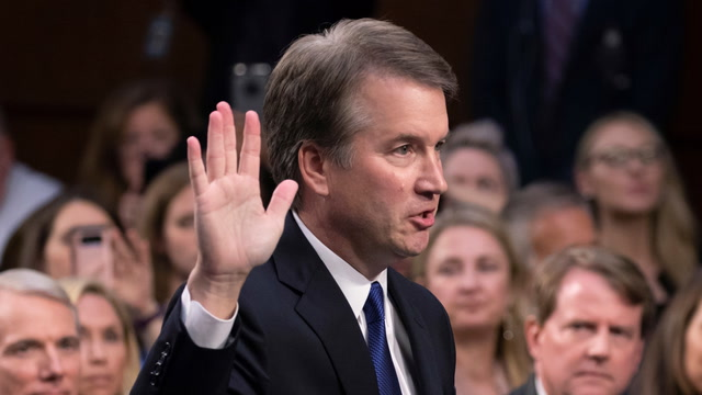 Brett Kavanaugh's unlikely story about Democrats' stolen emails  Fact Checker