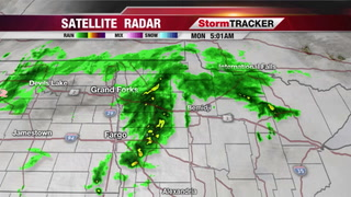 StormTRACKER Forecast: One More Mild Day!