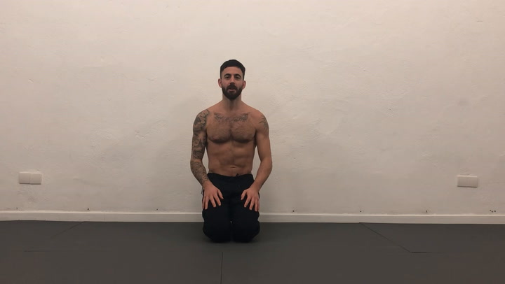 These Exercises Will Release Tension From the Neck