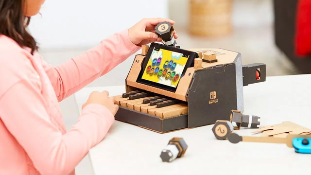 Nintendo Labo Reveal Trailer: EVERY DETAIL ANALYZED