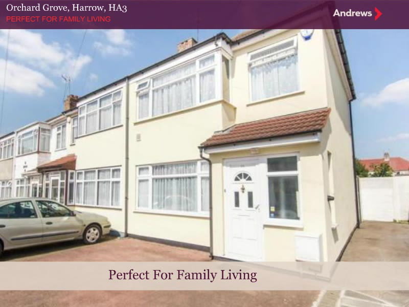 Harrow, 3 bedrooms