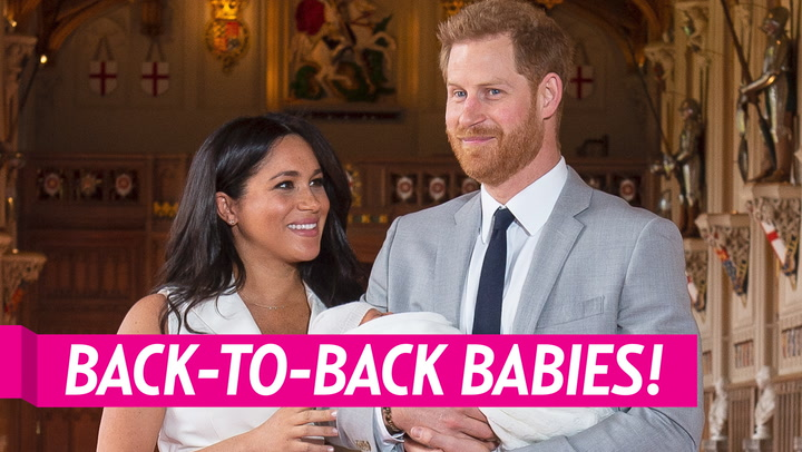 Duchess Meghan and Prince Harry Hope to Get Pregnant Again by Next Year