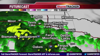Tracking More Rain On The Way