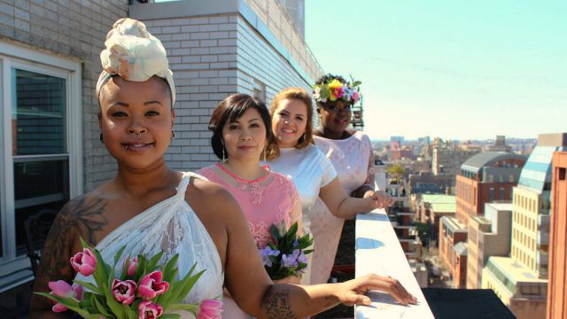 This Clothing Line Will Change How You Think About Wedding Dresses