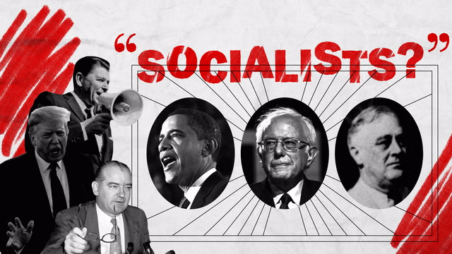 The decades-long Republican strategy of tying Democratic proposals to 'socialism'