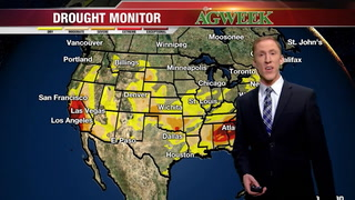 AgweekTV: Agri-weather outlook with Aaron White