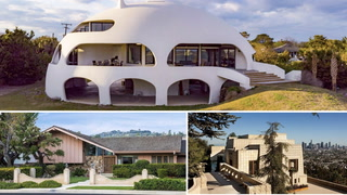 The Most Astonishingly Unique Homes of 2018