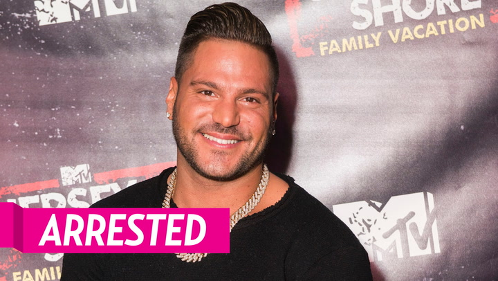 Ronnie Ortiz-Magro's Lawyer Speaks Out After 'Jersey Shore' Star's Arrest
