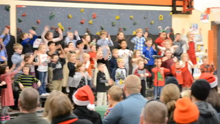 NR Starr Elementary Holiday Concert