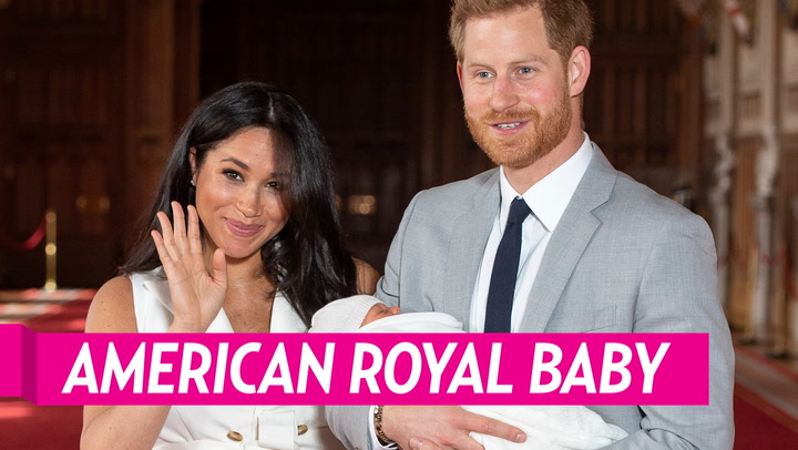Prince Harry Shares New Pic With Baby Archie as He Celebrates 'Special' 1st Father's Day
