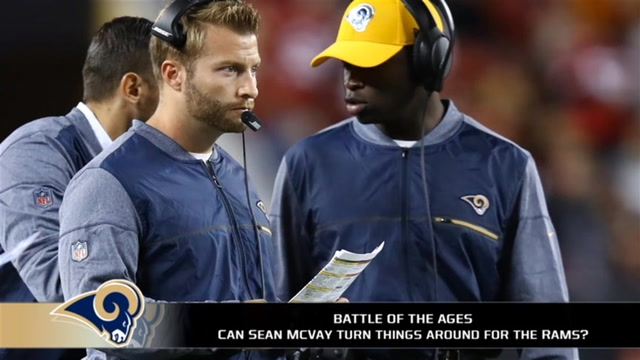 Is Sean McVay really turning things around for the Rams?