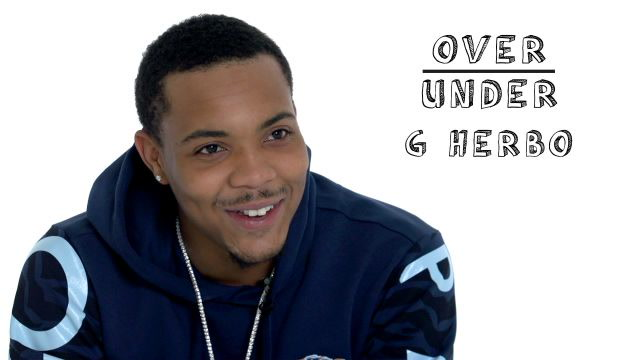 G Herbo Rates Melania Trump, Pumpkin Spice Pizza, and Rob Kardashian