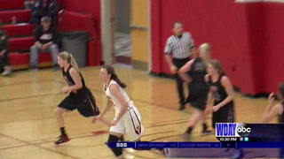 Shanley girls upend top ranked Red River