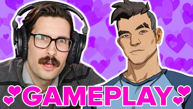 People Thirst For Their Dream Daddy • Dream Daddy Pt. 3