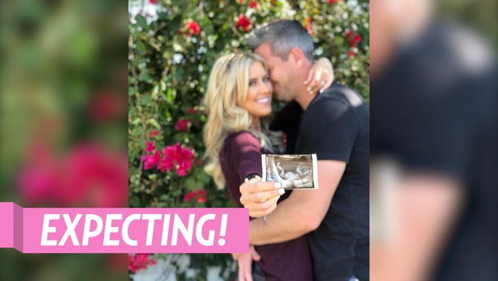 Christina Anstead Expecting 1st Baby With Husband Ant Anstead