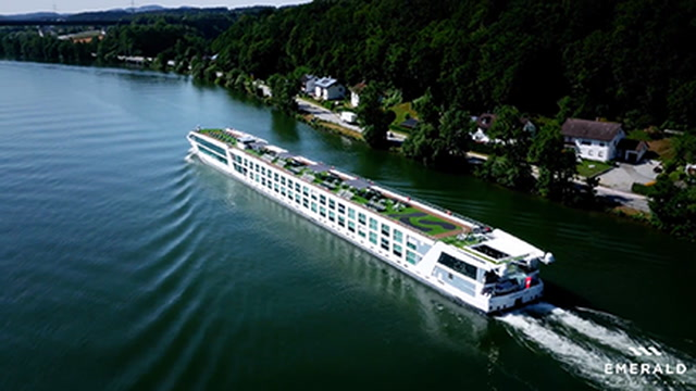Did You Know You Can Take Cruise Through Europe?