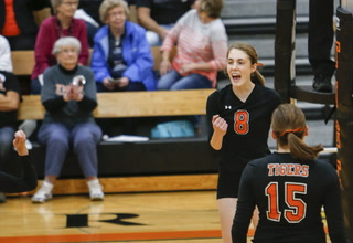 Prep Volleyball: Howden match winner over BOLD