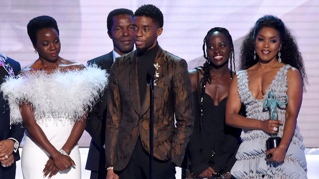 5 highlights from the 2019 SAG Awards
