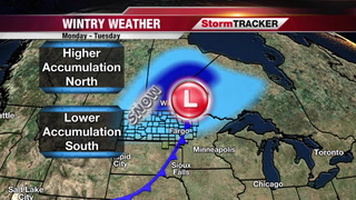 More snow & cold on the way