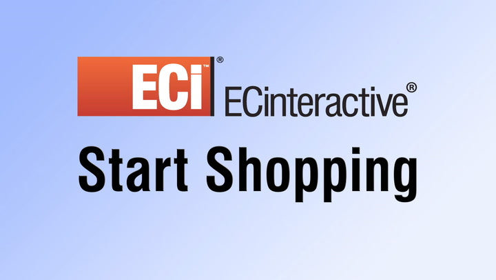Start Shopping Online with ECinteractive Web Store