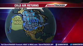 Arctic Air On The Way