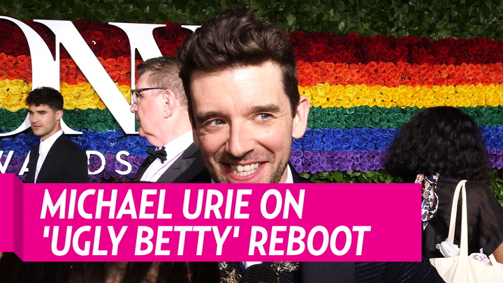 Michael Urie Dishes on the Potential of an 'Ugly Betty' Reboot: 'We All Would Love' to Do It!