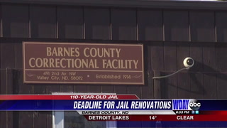 State of ND orders renovation deadline on 100 year old jail
