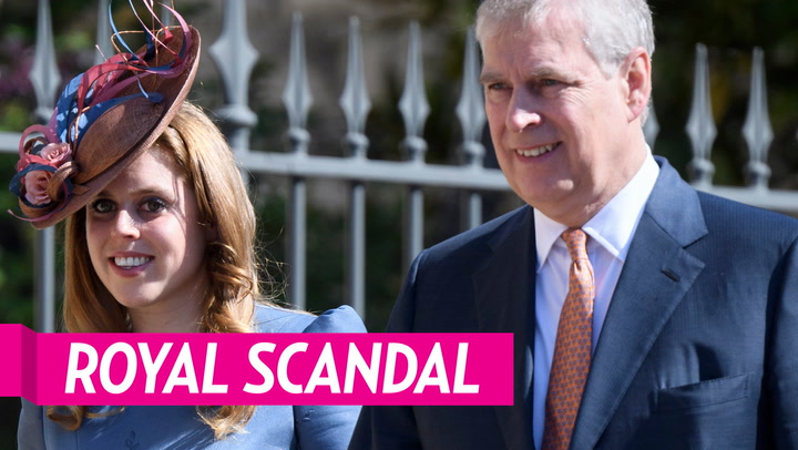 Princess Beatrice Is 'Afraid' Engagement Party Will Be Overshadowed By Prince Andrew
