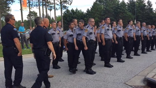 FDLTCC grads ready to be licensed as peace officers