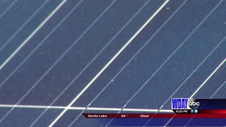 300 solar panels in Fargo thanks to electric company